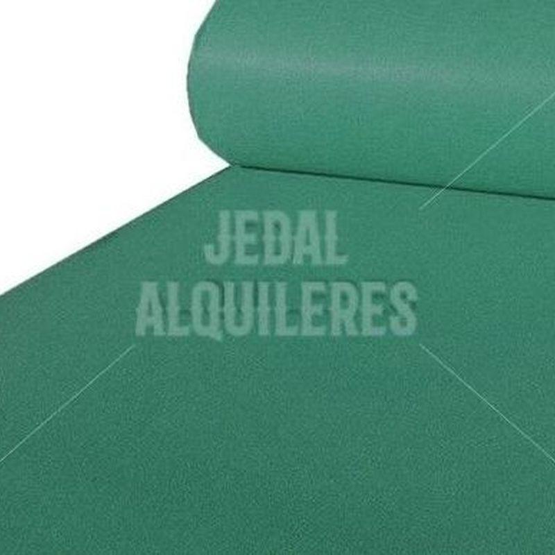 Moquetas distintos colores: Catálogo de Jedal Alquileres