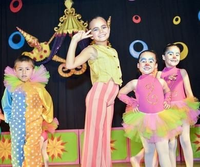 ¡Nuevo Taller de Iniciación a la Danza y el Teatro a partir de 6 años!