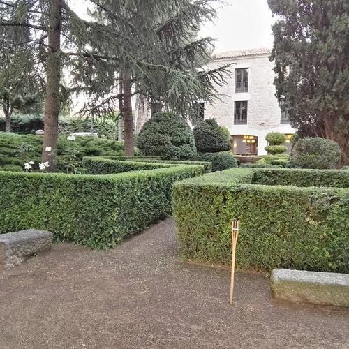 Mantenimiento de jardines Ávila