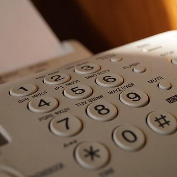 ¿Cómo enviar un fax desde tus equipos electrónicos?