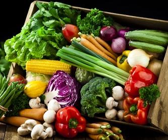 Frutas: Frutas y verduras de La Alegría de la Huerta