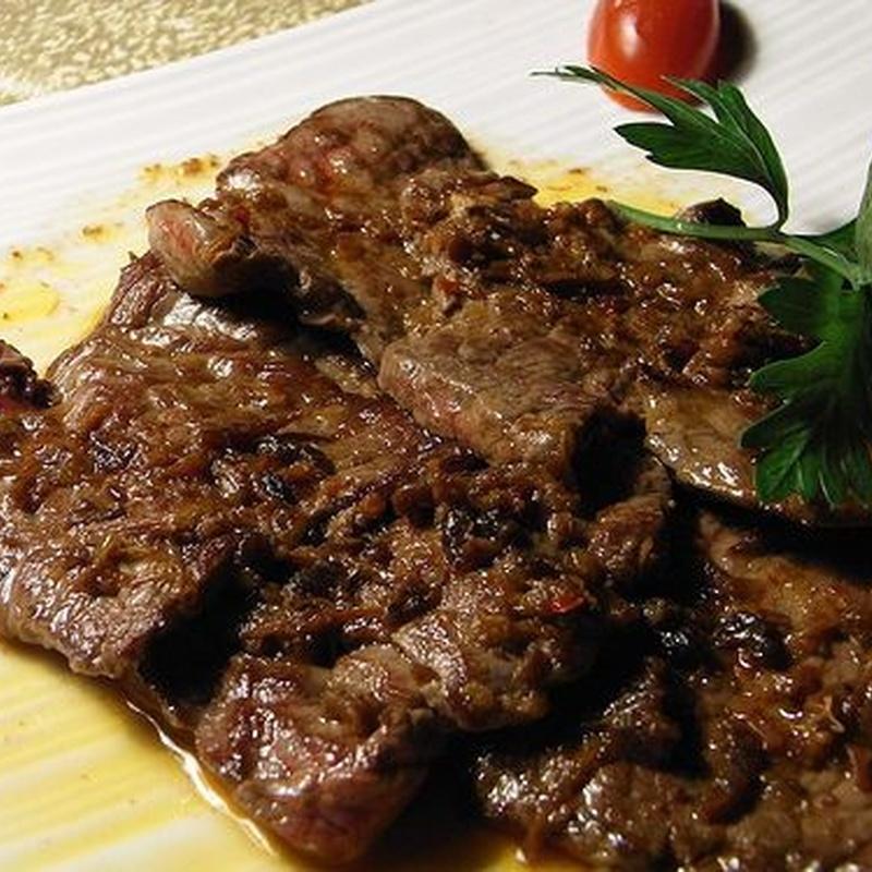 Carne: Carta de L' Incontro