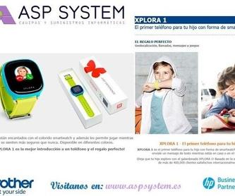DRONES : Tienda Online de ASP System, S.L.