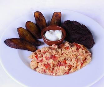 Pa' coger calor: Nuestro menú de Café Bar Mamá Tere