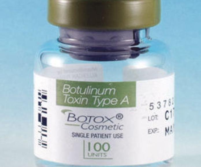 Botox: Servicios de Clínica Dr. Javier Cerqueiro Cirugía Plástica