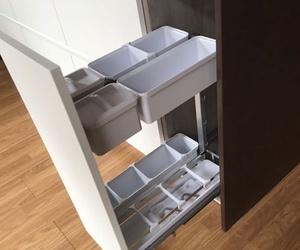 Aprovecha el espacio en tu cocina