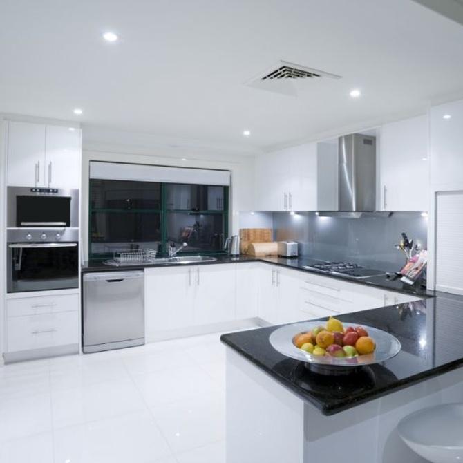 Ideas para tener la cocina de tus sueños