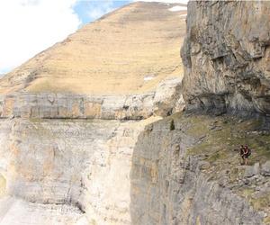 Guía para llegar al Monte Perdido.  Guia per arribar al Monte Perdido