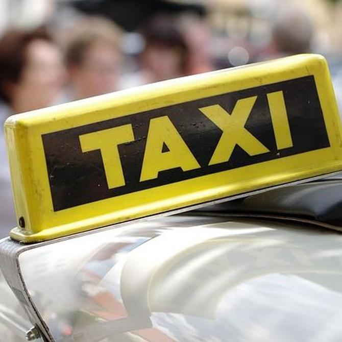 Pasado y futuro del taxi en la capital
