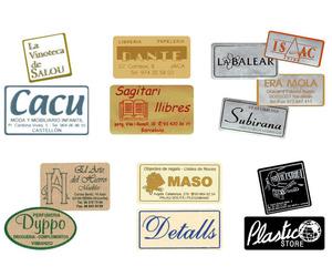 Etiquetas impresas en Asturias