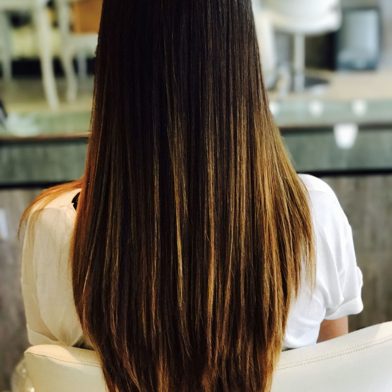 tratamientos de taninoplastia : Servicios de peluquería de Sonia Atanes