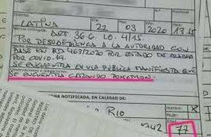 MULTAS POR SALTARSE  EL ESTADO DE ALARMA POR COVID 19: Servicios de Yepes y Ramiro Abogados, S.L.