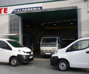 Todos los productos y servicios de Calderería industrial: IRIARTE Burdin Lanak
