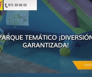 Parque de atracciones en Ibiza: Gran Piruleto Park