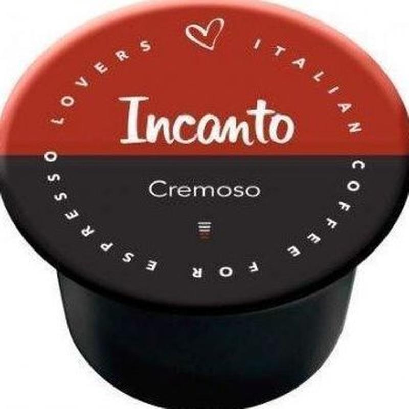 INCANTO CREMOSO: Catálogo de Sur Vending Coffee S.L.