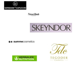 Firmas cosméticas que trabajamos