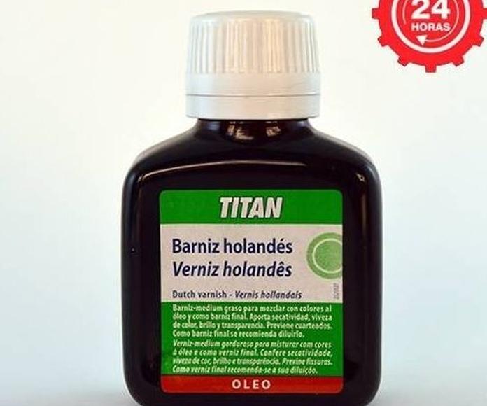 BARNIZ HOLANDÉS