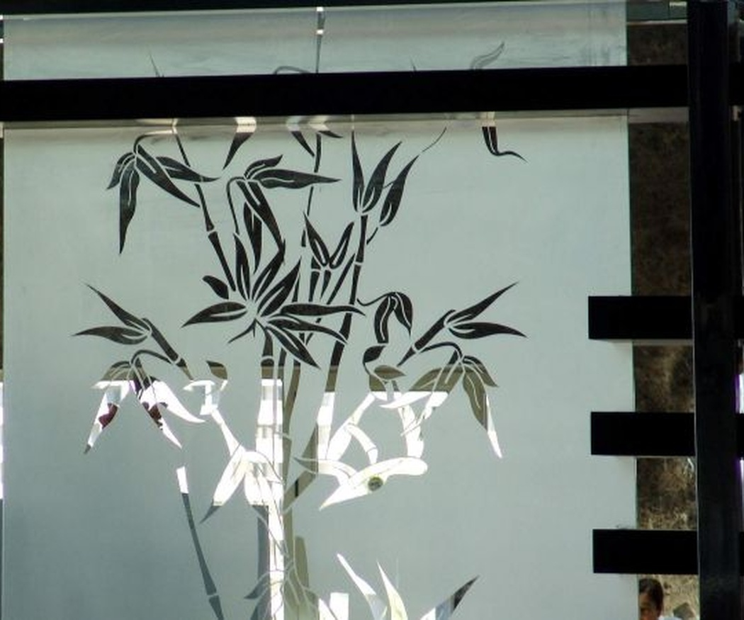 Colocar cortinas de cristal en la terraza