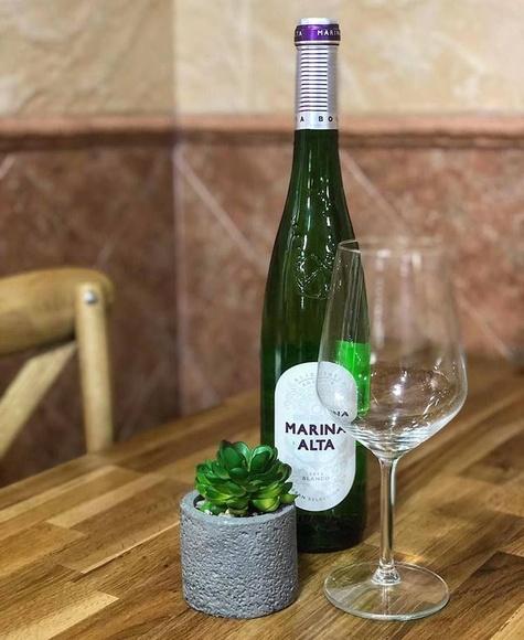 Vinos blancos: Carta de Restaurante Casa Ibarra