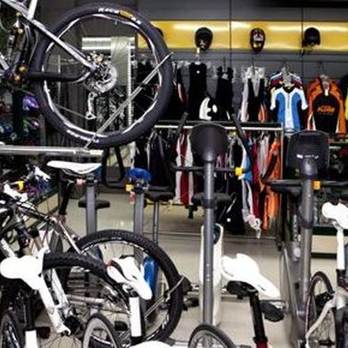 Venta y reparación de bicicletas