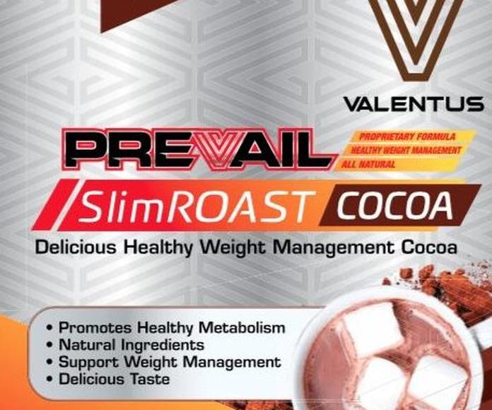 SLIM ROAST COCOA    : Productos de Valentus Cantabria