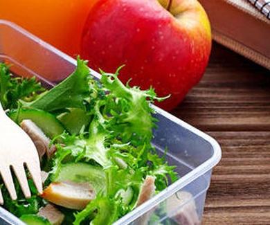 El 'tupper' ideal: come en el trabajo sin renunciar al sabor ni a cuidar la línea
