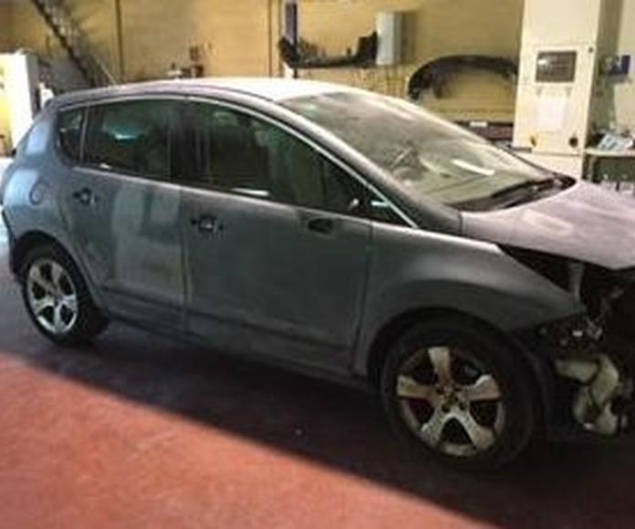 Reparación de coche