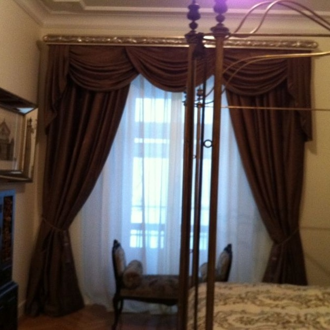 Cómo elegir el color de las nuevas cortinas