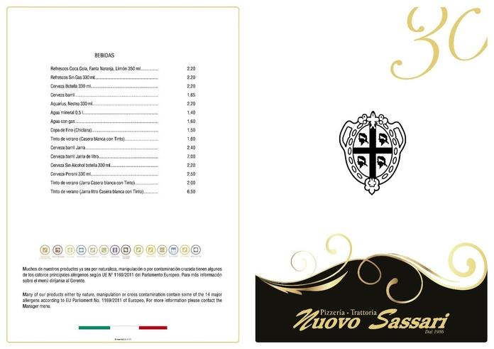 Carta Nuovo Sassari