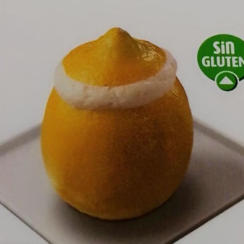 Postre: limón helado: Carta y menús de Yoshino