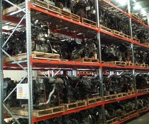 Motores de coches en Tineo, Asturias