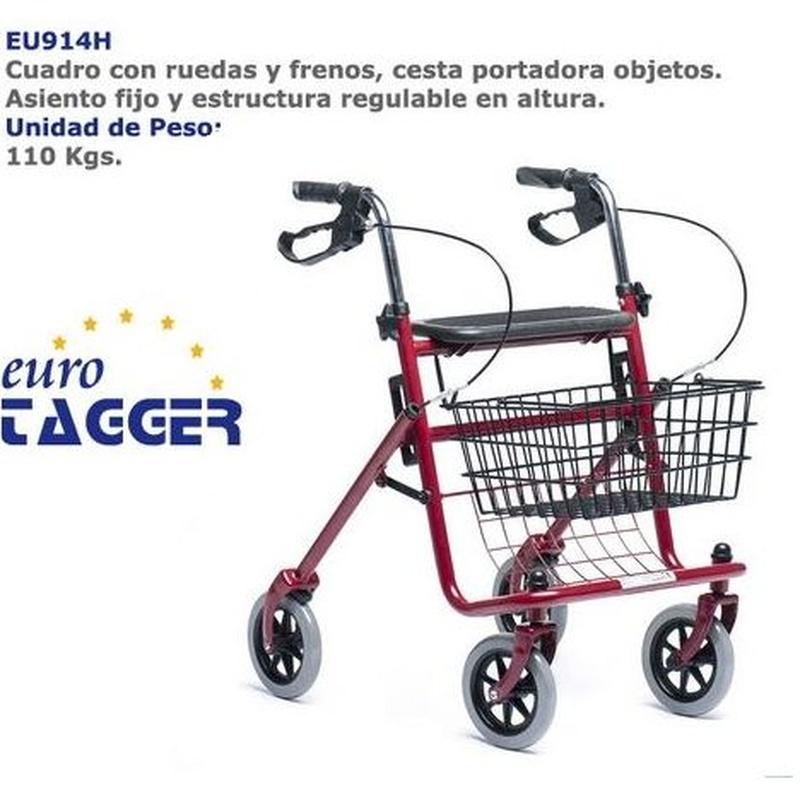 Andador 914 H: Productos y servicios  de Euro Tagger