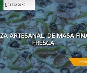 Pedir pizza en Les Corts, Barcelona: La Bona Pizza
