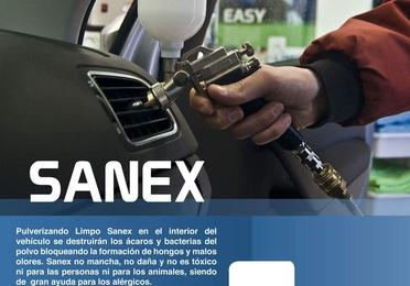 Higienización y Ozonización del Vehículo