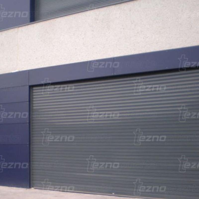 Modelo TE2N:  de Doormatica