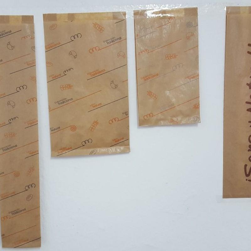 Bolsas de papel: Productos de Baysan Embalajes Alimentación
