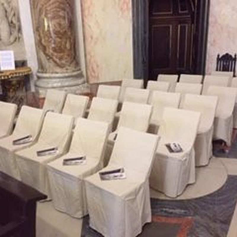 Fundas para sillas: Catálogo de Jedal Alquileres