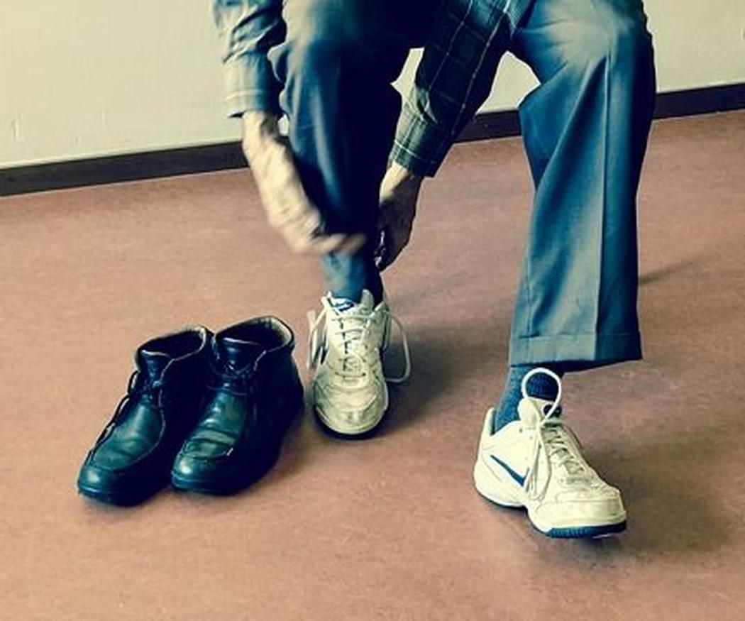 El calzado ortopédico