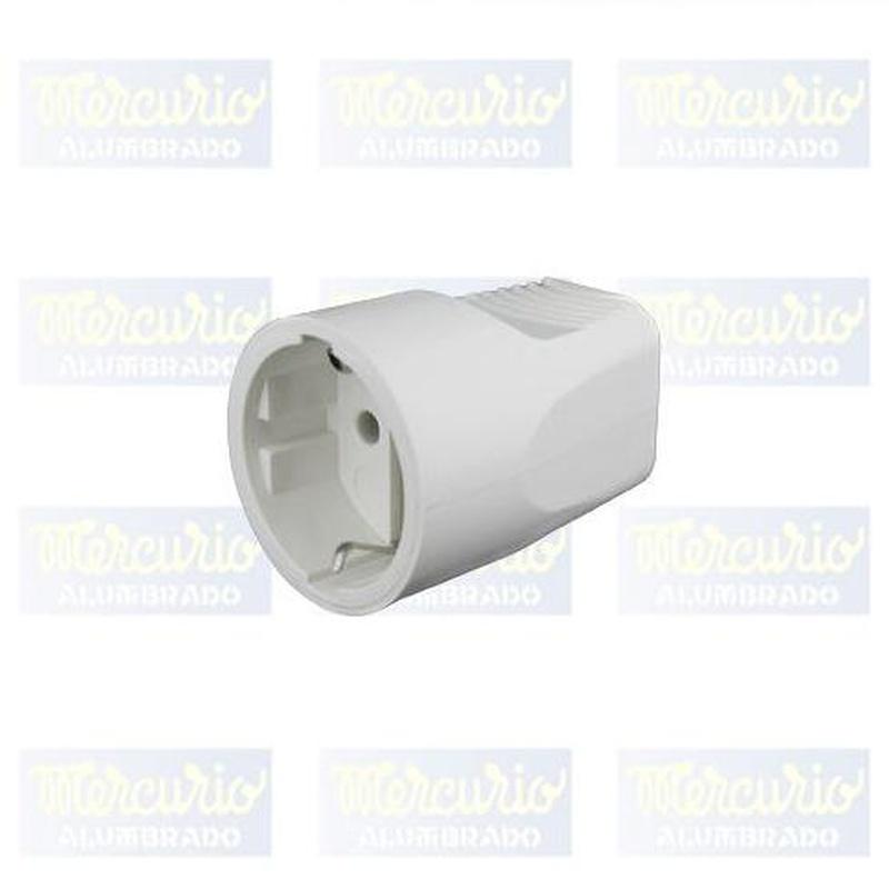 Base móvil con toma de tierra.: Productos de Mercurio Alumbrado