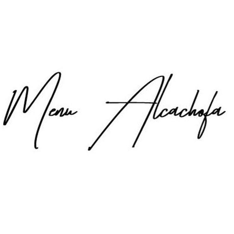 Menú Alcachofa: Carta de Restaurante La Marquesita