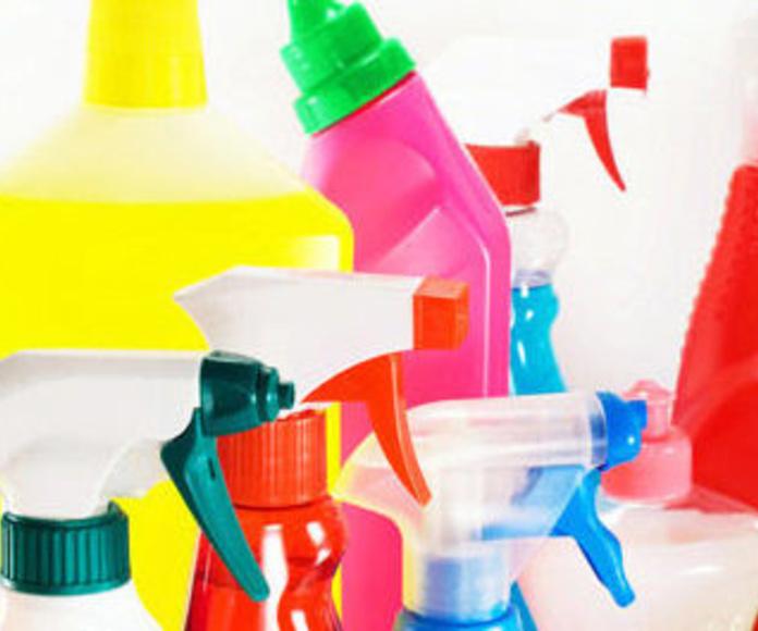 Artículos de limpieza: Productos y servicios de Perfumería Don Aire