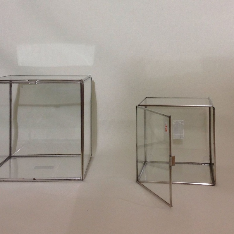 Decoración: Cajas cuadradas cristal: Catálogo de Ste Odile Decoración