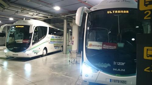 Precio alquiler de autocares Granada