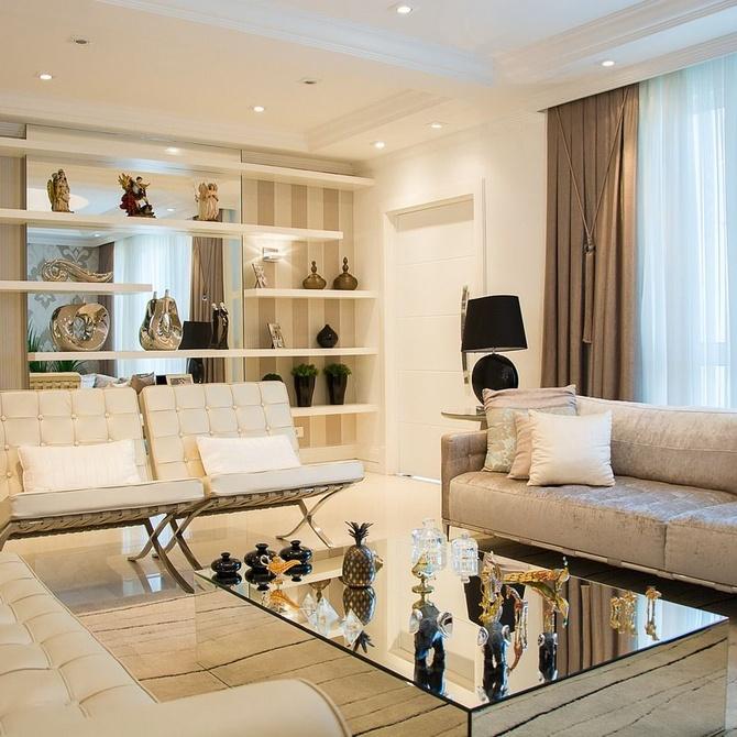 ¿Qué muebles quedan mejor en una casa pequeña?