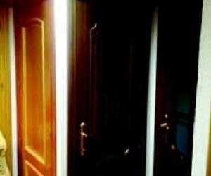 puertas de madera interiores malaga