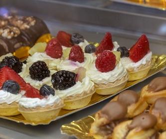 Tartas: Catálogo de Panadería y Pastelería Mariano Calleja