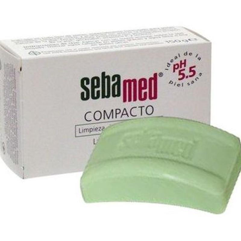 Sebamed compacto pastilla: Catálogo de Farmacia Las Cuevas-Mª Carmen Leyes