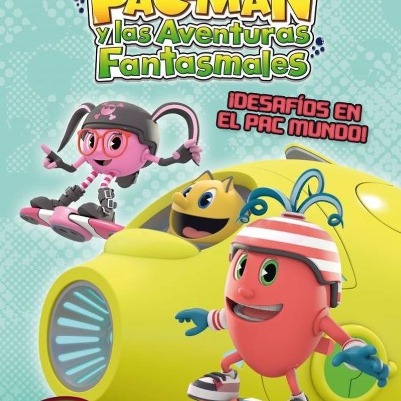 PAC-MAN AVENTURAS FANTASMALES