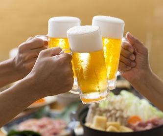 Pinchos y hamburguesas: Cervezas y mucho más de Cervecería Alemania 43