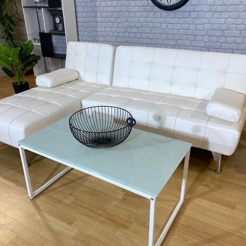 Sofá blanco: Productos de Remar Valencia